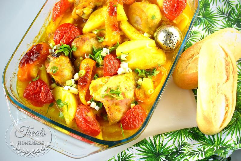 Chicken Mossli