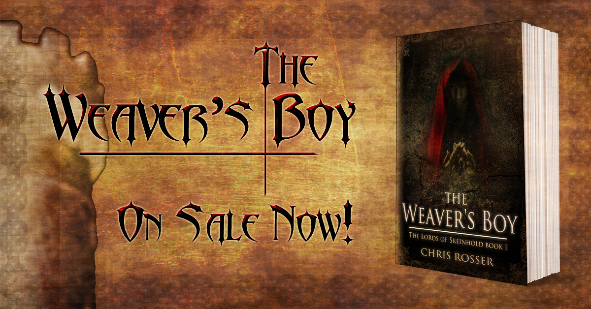 The Weaver's Boy on sale!