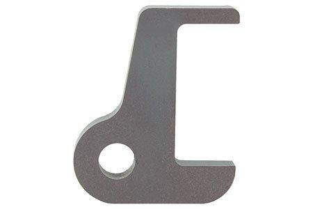 weld on d ring tube mount