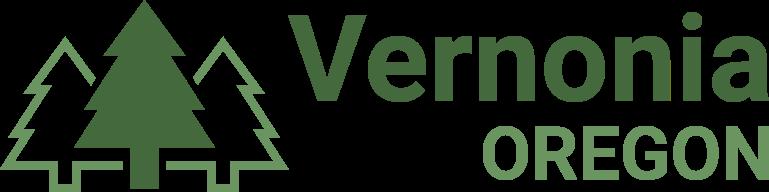 Vernonia City Banner