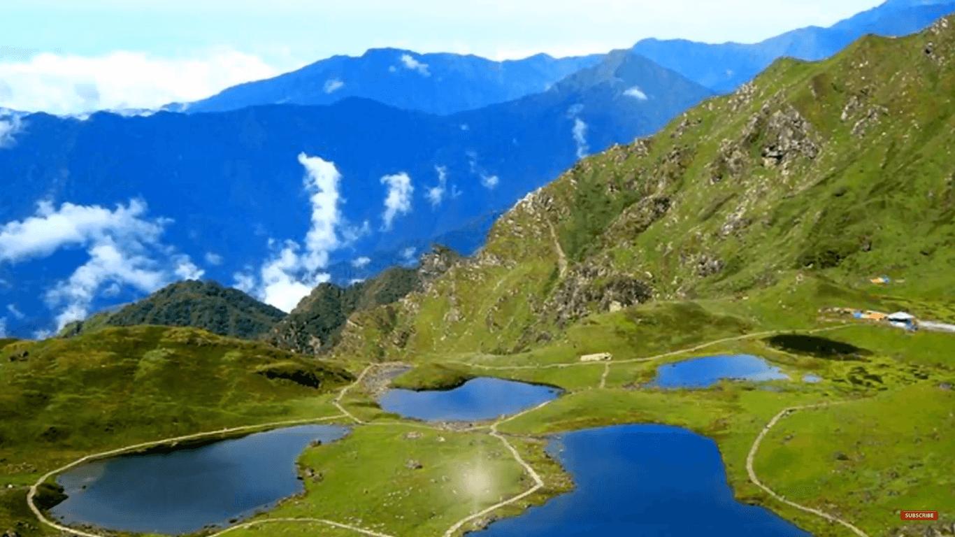 Paanch Pokhari of Nepal