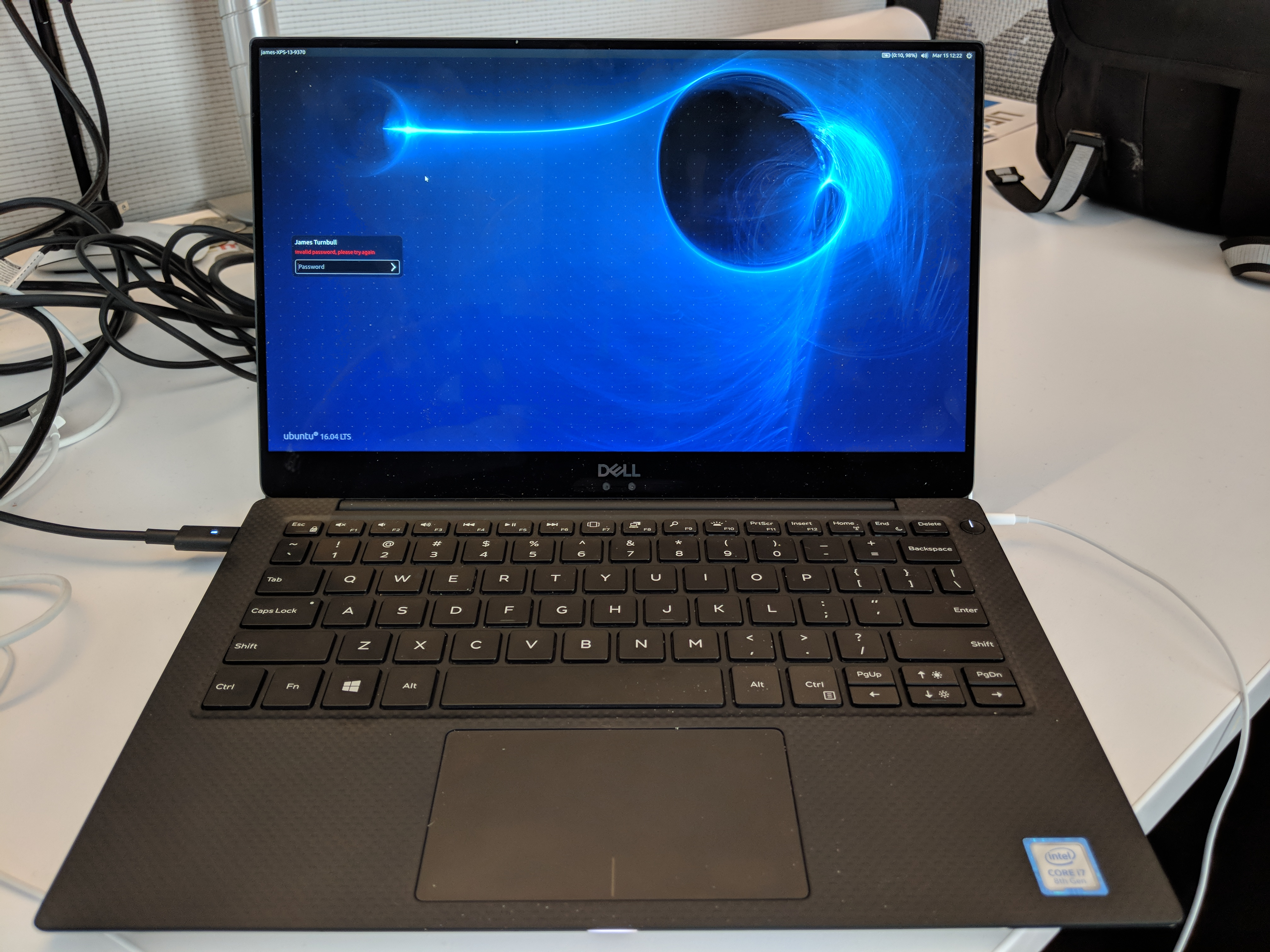 Dell XPS 13 AKA 2018 is the year of Linux on the desktop –