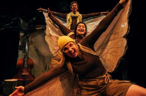 The Night that Autumn Turned to Winter - Bristol Old Vic At Home Season 2