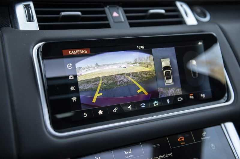 Land Rover Range Rover Sport SVR 5.0 V8 SC Meridian Reference Audio + Head Up + 360 Camera + Gekoelde/Verwarmde voorstoelen + Verwarmde  Achterbank + Carbon Motorkap Met Luchthappers + Ambianceverlichting afbeelding 20