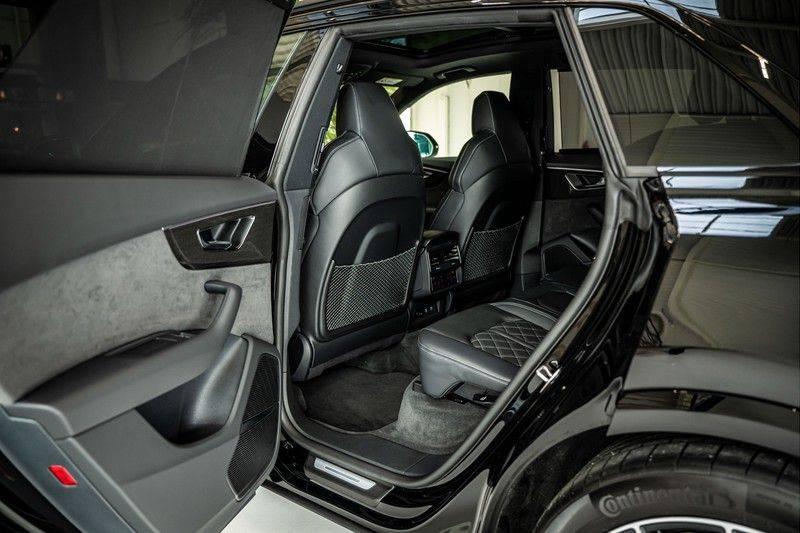 Audi SQ8 4.0 TFSI quattro | Bang & Olufsen | HUD | Leder valcona met ruit | Stoel massage | Alcantara | Nachtzicht | PANO | afbeelding 24