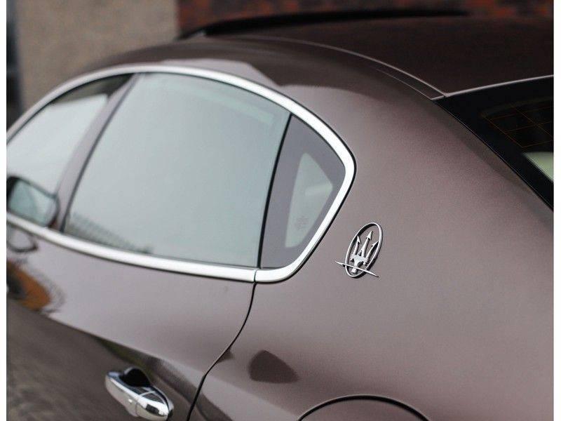 Maserati Quattroporte 3.0 S Q4 *BTW*Schuifdak*Camera*1e eig* afbeelding 21