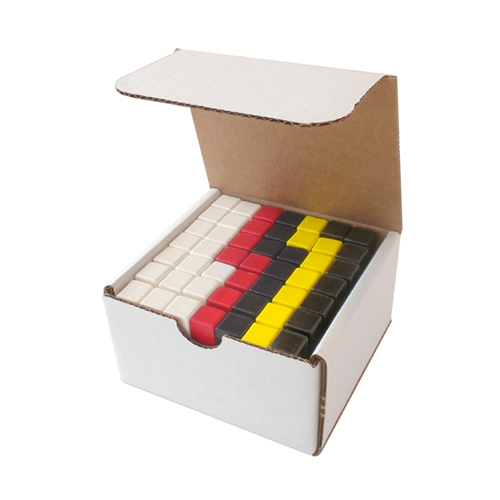 Primary Colors 49 Piece Set