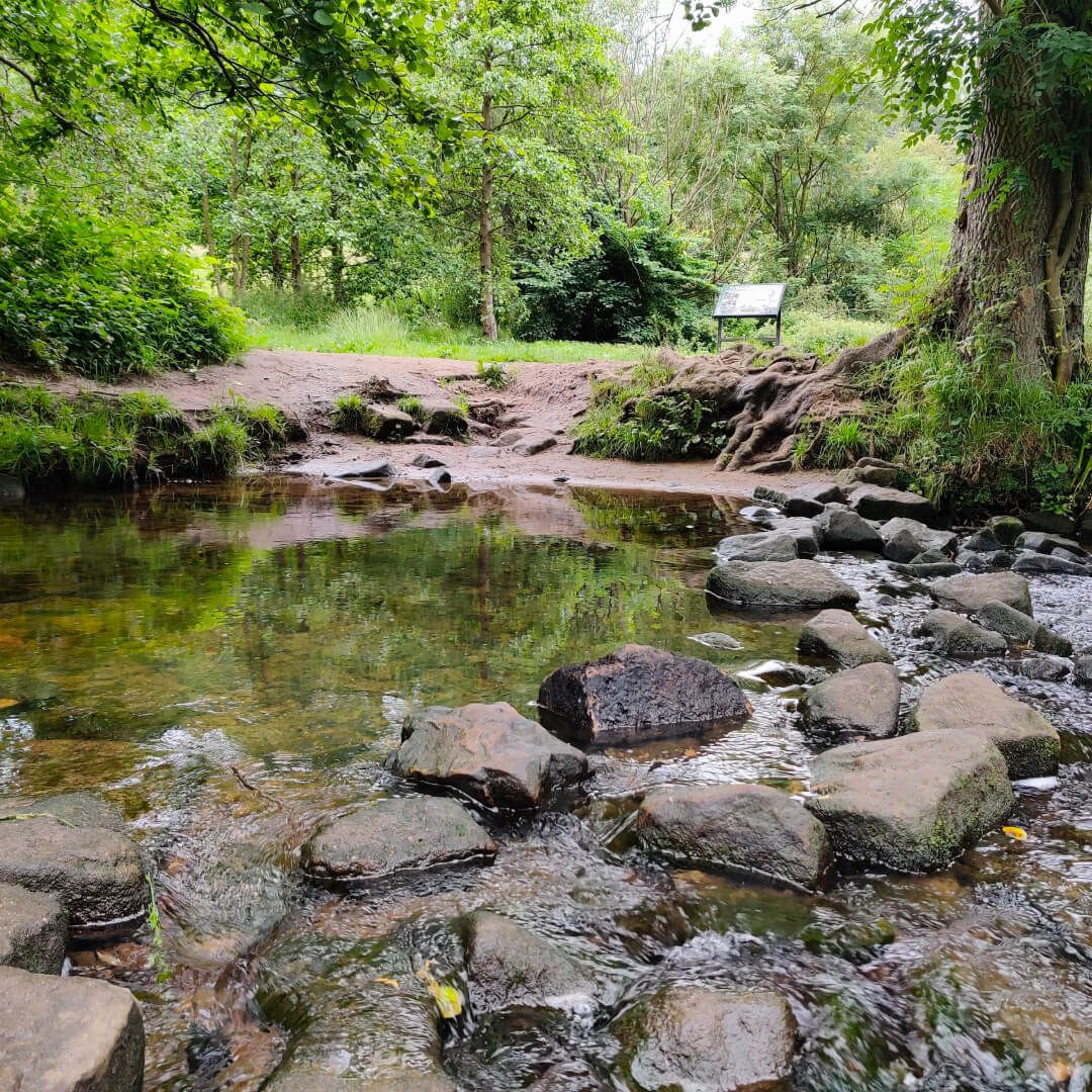 Meanwood Valley Local Nature Reserve Meanwood Beck