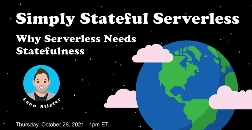 Banner for Simply Stateful Serverless