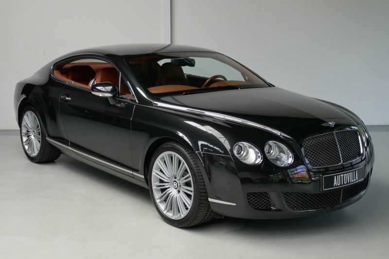 Bentley Continental GT 6.0 W12 GT Speed afbeelding 10