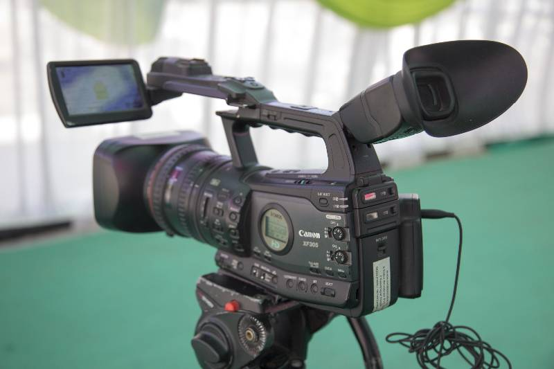 business video camera