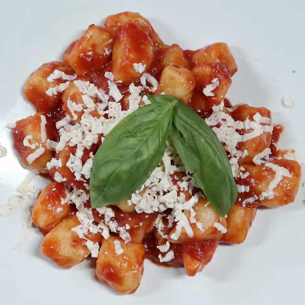 pasta: gnocchi rossi