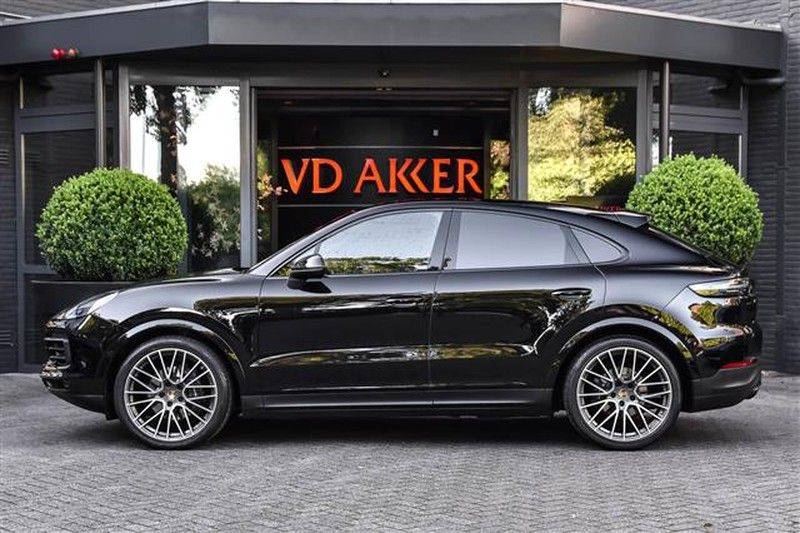 Porsche Cayenne 3.0 COUPE LUCHTVERING+22INCH+SP.UITLAAT NP.169K afbeelding 6