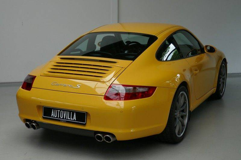 Porsche 911 3.8 Carrera S Handgeschakeld afbeelding 5