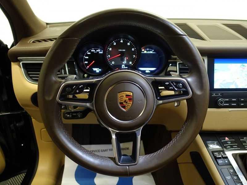 Porsche Macan 3.0 Turbo GTS uitv - 340pk Sport Chrono, Pano, Burmester, Leer, 360 Camera, Full! afbeelding 5