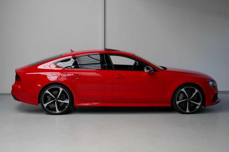 Audi RS7 Sportback A7 4.0 TFSI quattro Pro Line plus B&O - Ceramic brakes afbeelding 2