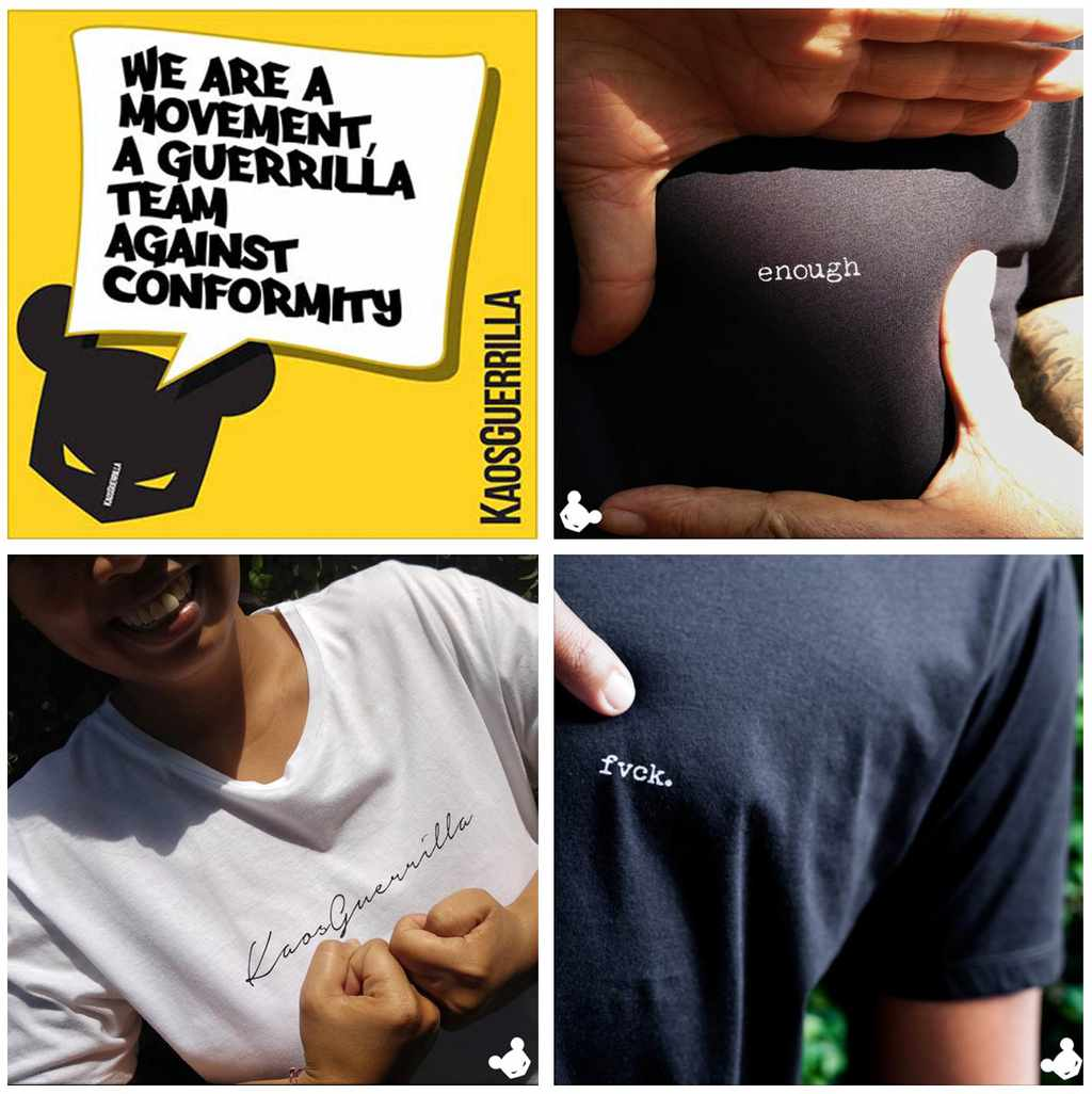branding - kaos-guerrilla