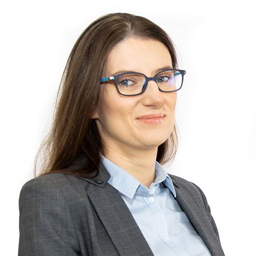 company team Monika Antoniak