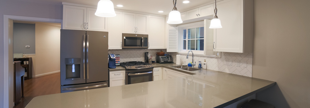 Cabinets, Countertops, and Appliances gallery image