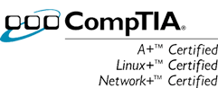 CompTIA A+, Linux+, and Network+