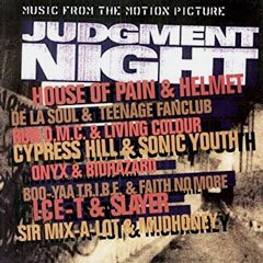 Judgment Night Soundtrack album cover