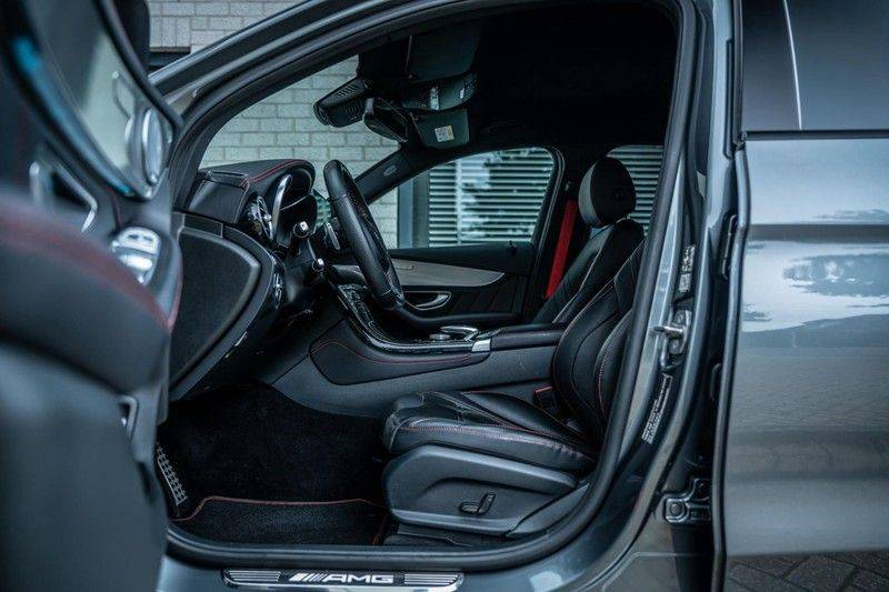 Mercedes-Benz GLC 43 AMG 4MATIC, 367 PK, 63 AMG Look, Panoramica, Airmatic, Trekhaak, Camera, LED, Comand Online, 87DKM! afbeelding 5