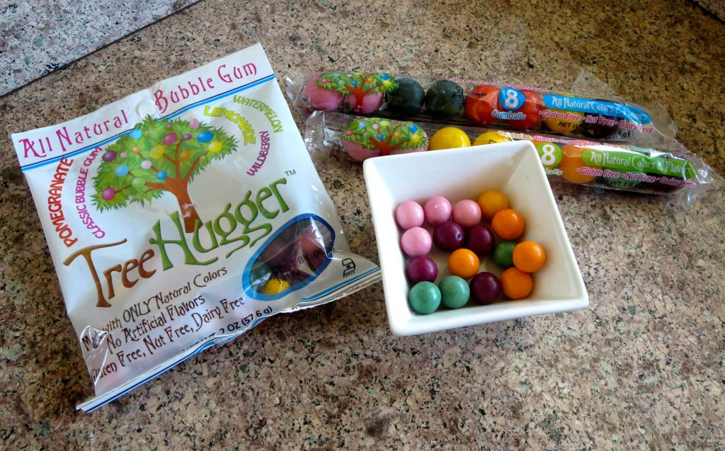 TreeHugger bubble gum