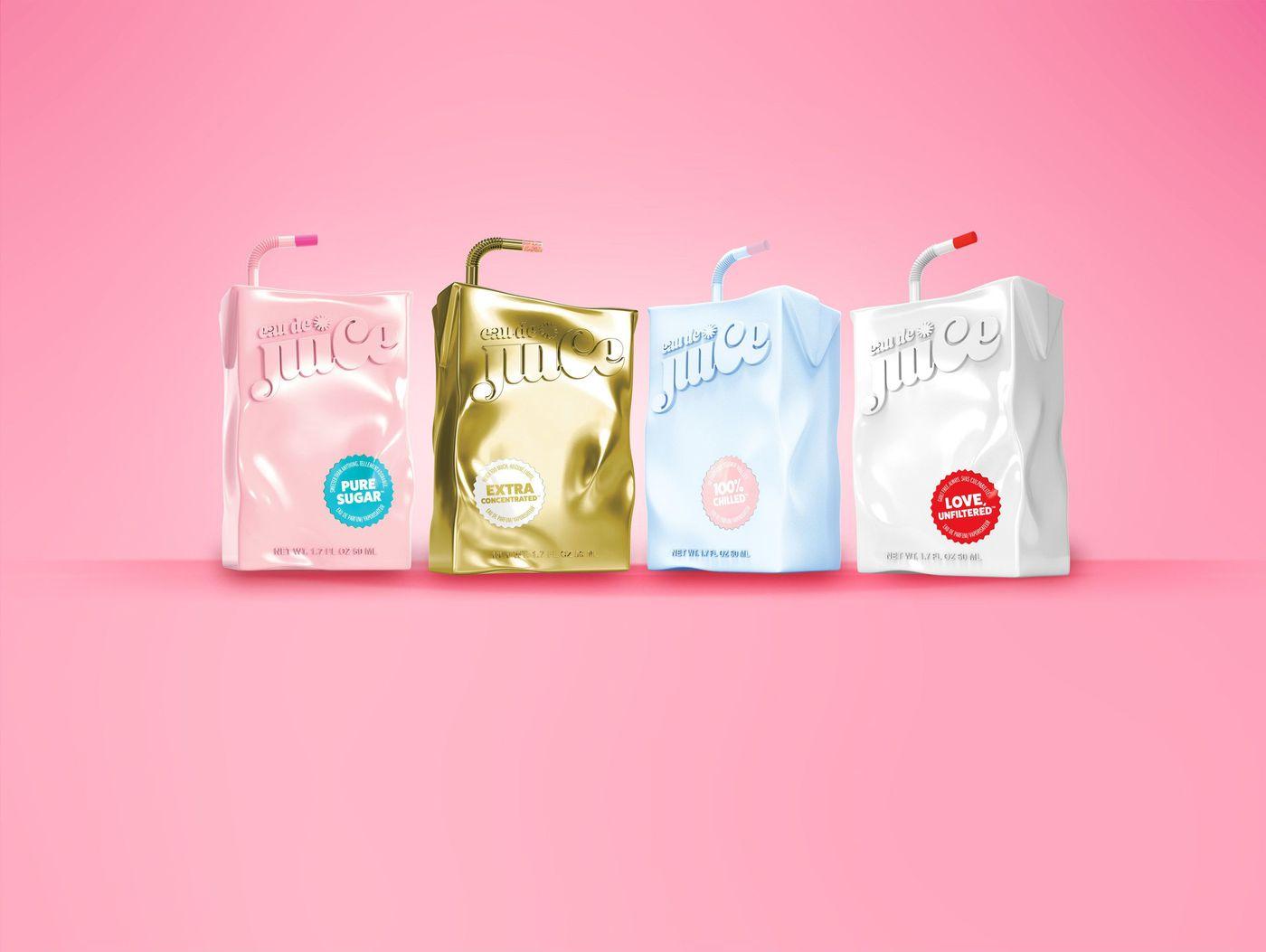 Cosmopolitan x Eau Du Juice Collection