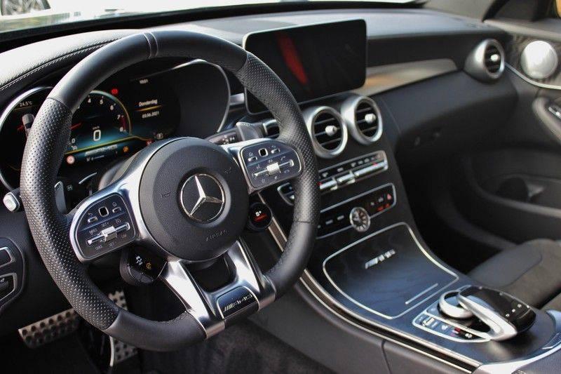 Mercedes-Benz C-Klasse C63 AMG 4.0 V8 Estate 476pk! **360°Camera/Burmester/Spoorassistent** afbeelding 15