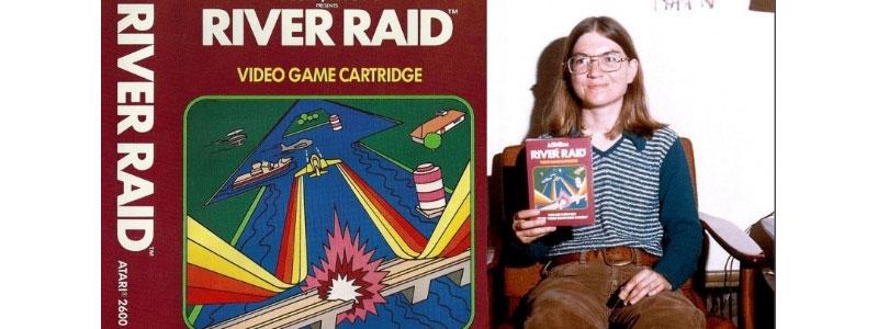 Кэрол Шоу — одна из первых женщин-разработчиков в компьютерной игровой индустрии. Фото: uol.com.br
