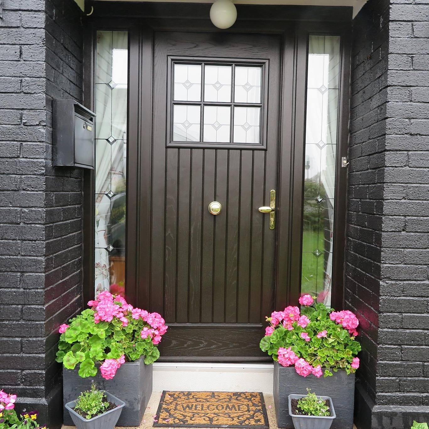 Composite door photo