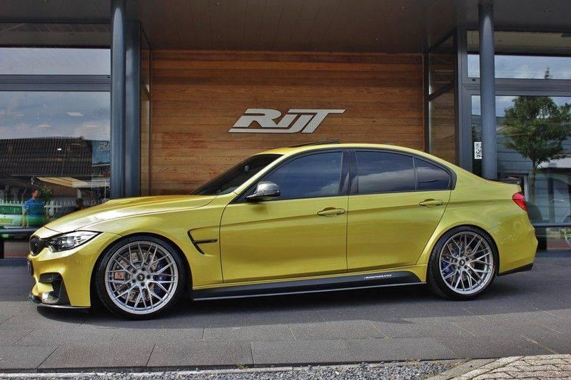 """BMW M3 Competition DCTA 450pk **IPE Uitlaat/20"""" Vorsteiner/HUD/Harm.Kardon/Schuifdak** afbeelding 3"""