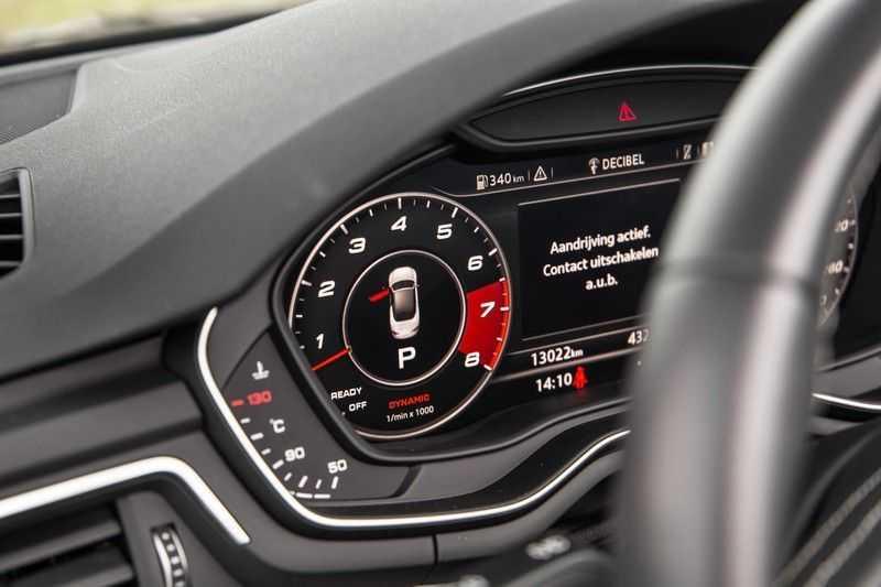 Audi A5 Cabriolet 3.0 TFSI S5 quattro | 354PK | Hoofdruimte verwarming | Trekhaak | Virtual Cockpit | Matrix LED | Camera afbeelding 11