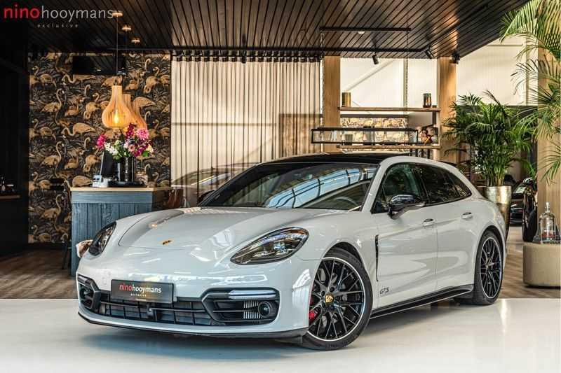 Porsche Panamera Sport Turismo 4.0 GTS   Innodrive   Panorama   Burmester   Head Up Display   NP 229.000 afbeelding 1