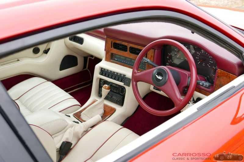 Aston Martin Virage 5.3 V8 RHD 1 Of 411 afbeelding 15