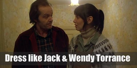 Dress like Wendy & Jack Torrance Costume