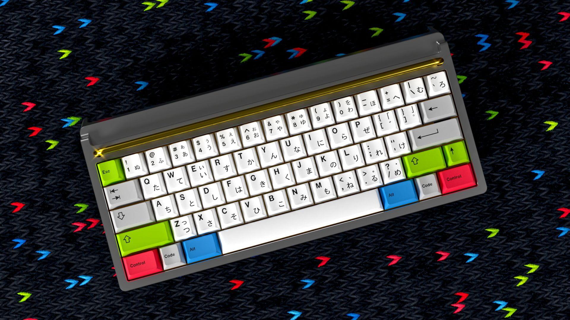 GMK Modern Japanese Desko Synth