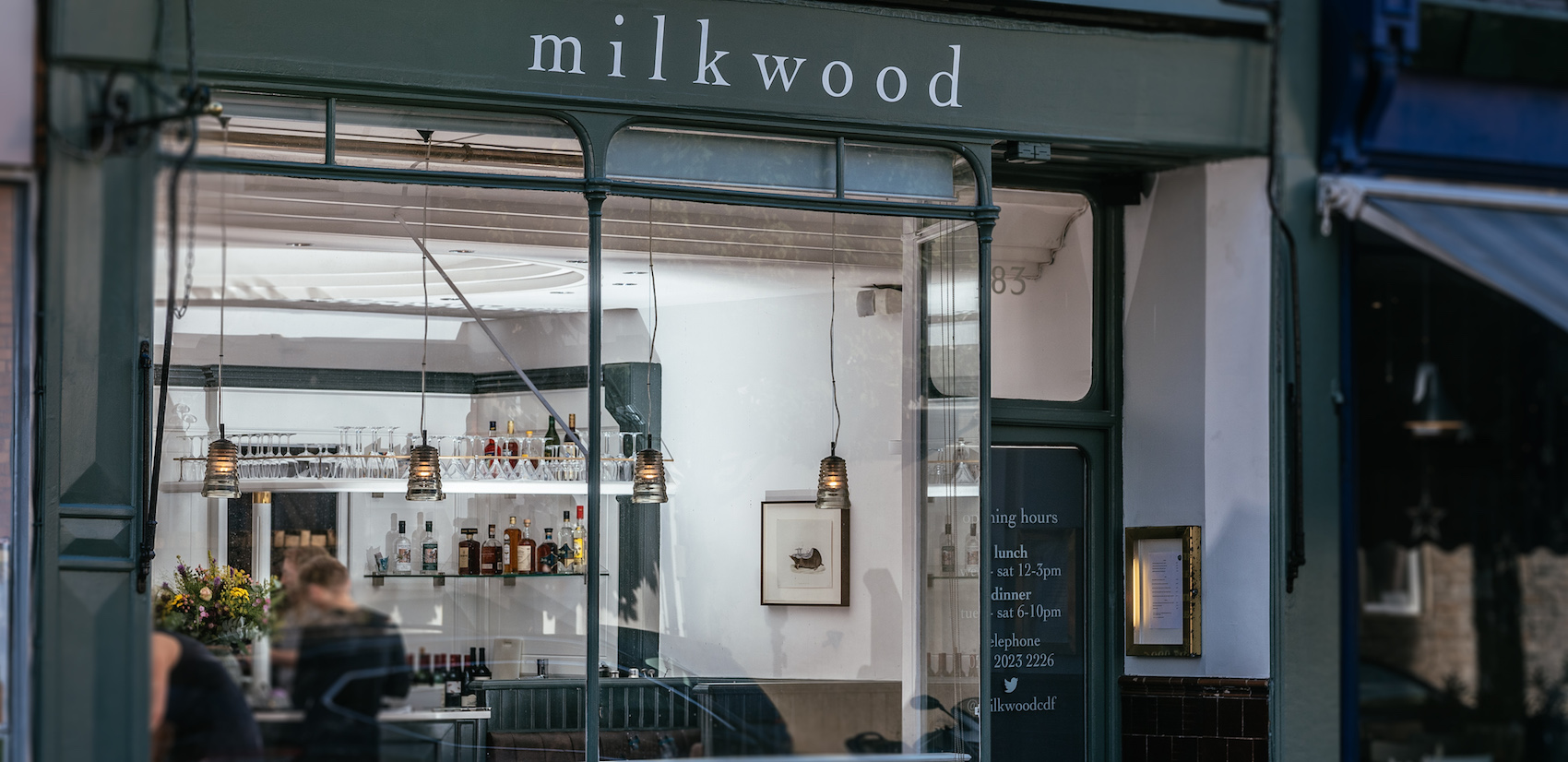 Food at Milkwood