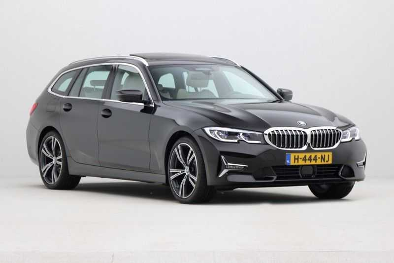 BMW 3 Serie Touring 320d High Executive Luxury Line Automaat Euro 6 afbeelding 3