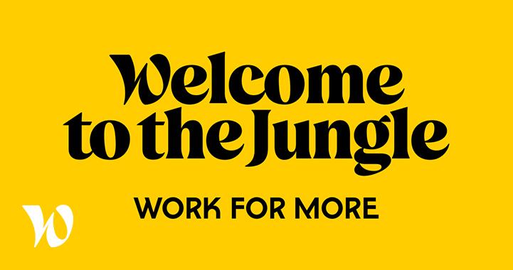 Welcome to the Jungle dévoile sa nouvelle identité de marque