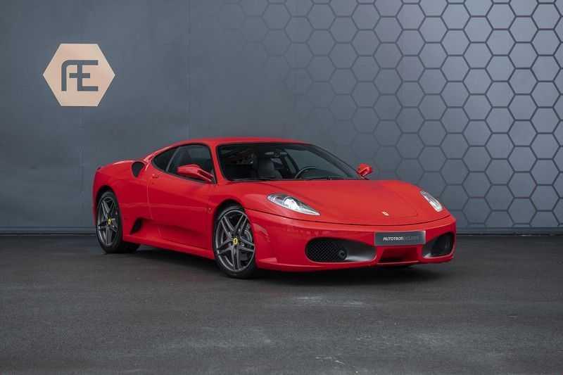 Ferrari F430 F1 Coupe Rosso Corsa + Excellent Condition afbeelding 5