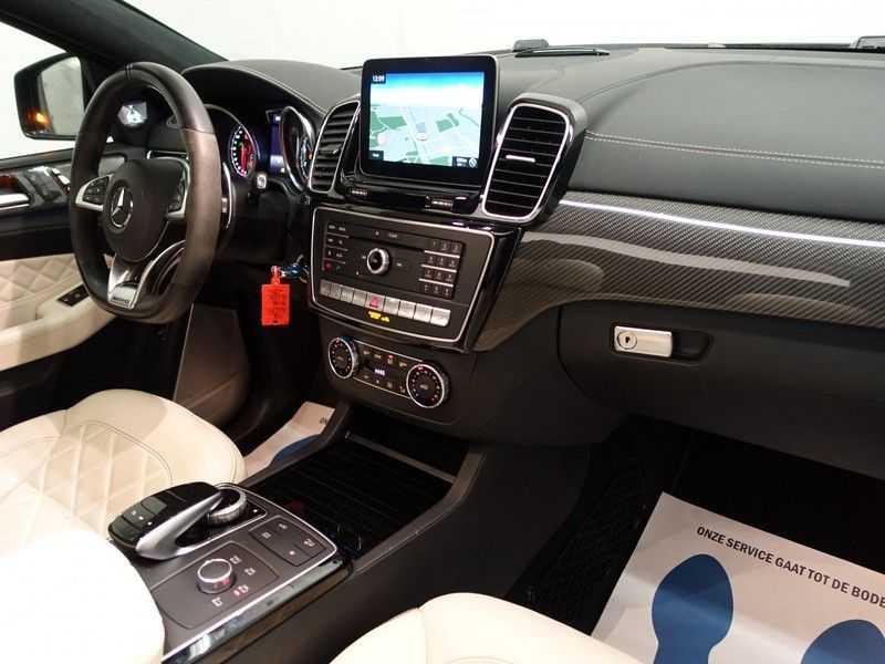 Mercedes-Benz GLE Coupé 43 AMG 4MATIC Bi-Turbo 391pk Autom Panodak, Designo Leer, B&O, Full! afbeelding 5