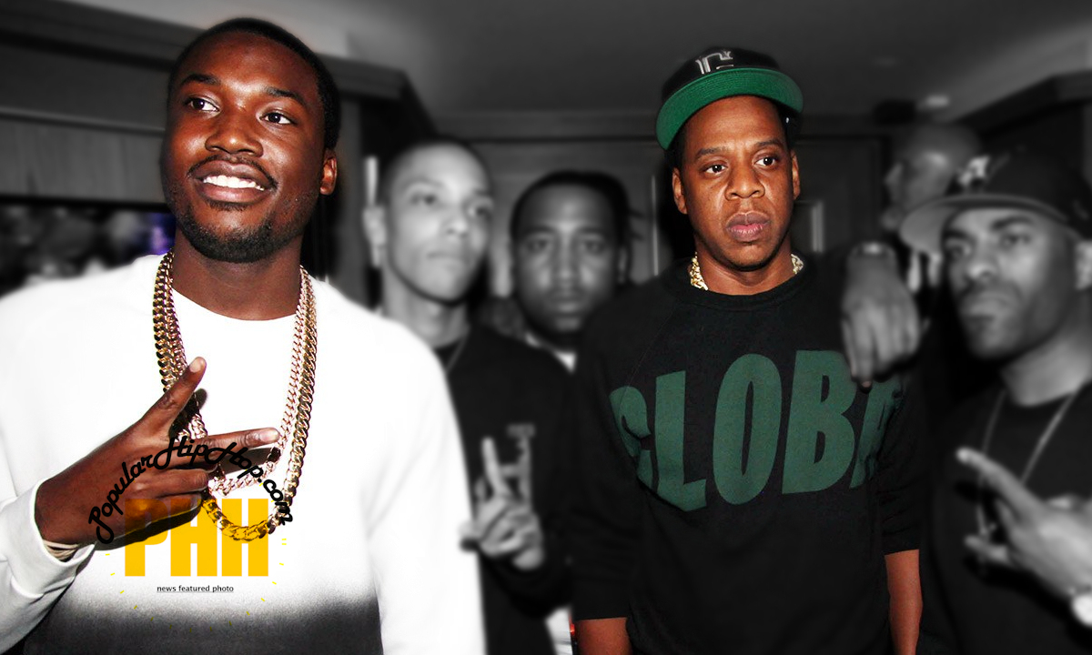 Meek Mill featuring Jay-Z  (Rick Ross not featured)