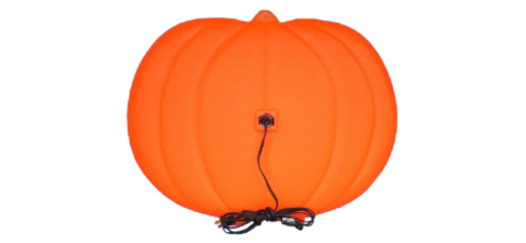 Giant Electric Pumpkin Glow Lite photo