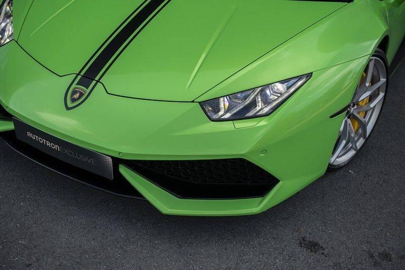Lamborghini Huracan 5.2 V10 LP610-4 Blue Eye + Carbon Spoiler + LIFTING + Achteruitrijcamera afbeelding 11