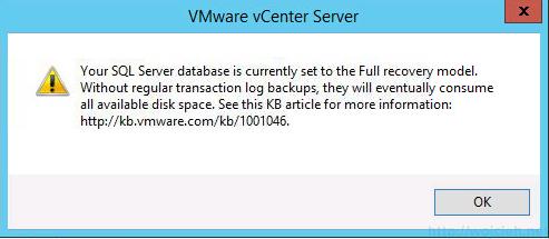 vCenter 5.5 on Windows Server 2012 R2 with SQL Server 2014 – Part 3 - 38