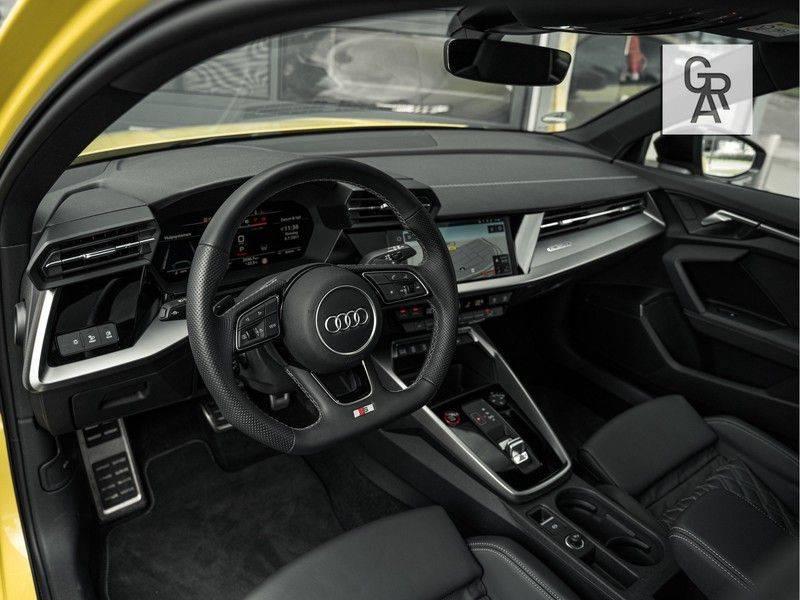 Audi S3 Sportback   Nieuw Model   B&O   Pano dak   Supersport stoelen 2.0 TFSI S3 quattro Pro Line Plus afbeelding 7