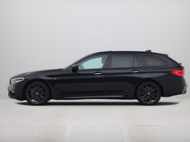 BMW 5 Serie Touring 530i High Executive M-Sport Automaat afbeelding 10