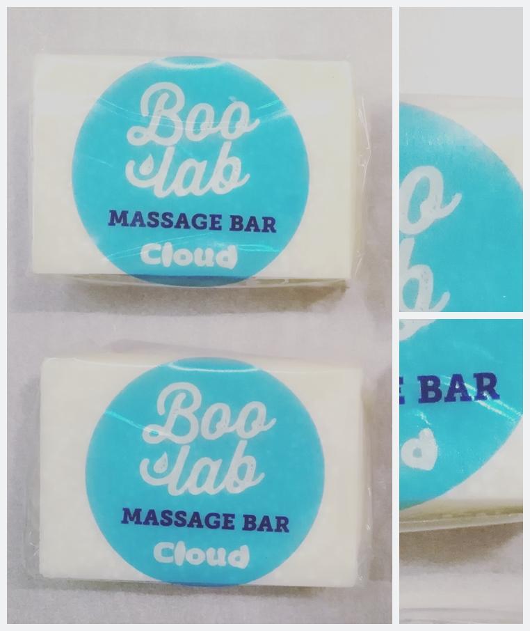 Boolab pločice za masažu (Massage bar) u originalnoj ambalaži.