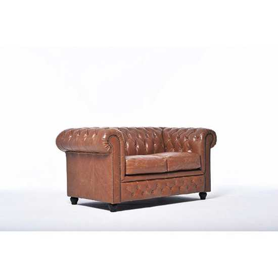 The Chesterfield Brand Vintage 2zitsbank Bruin 550x550 Hout